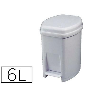 POUBELLE 6L EN PLASTIQUE