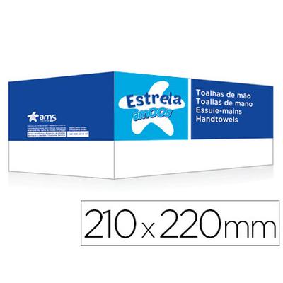 200 ESSUIE-MAINS PLIAGE V 210x220MM PACK DE 20