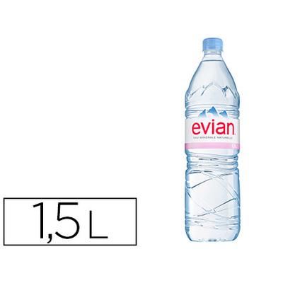 EVIAN BOUTEILLE 1.5L