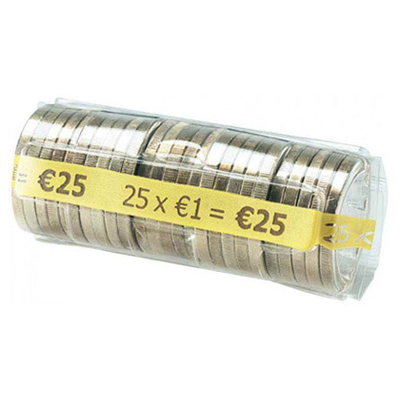 ÉTUI MONNAIE THE CONTAINER 1 EURO