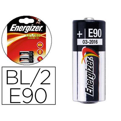 ENERGIZER PILES BOUTON LR1