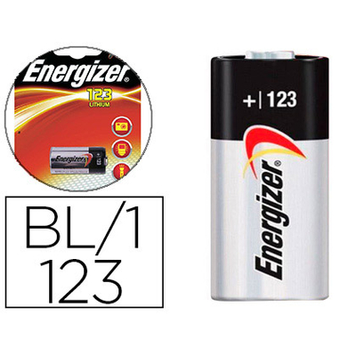 ENERGIZER PILE LITHIUM PHOTO CR17345