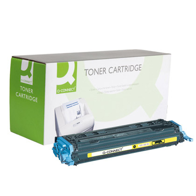 HP COMPATIBLE 124A JAUNE