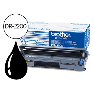BROTHER TAMBOUR DR2005