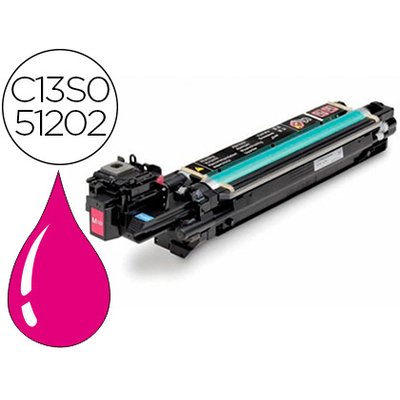 EPSON BLOC PHOTOCONDUCTEUR C13S051202 MAGENTA