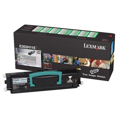 LEXMARK E352H11E NOIR