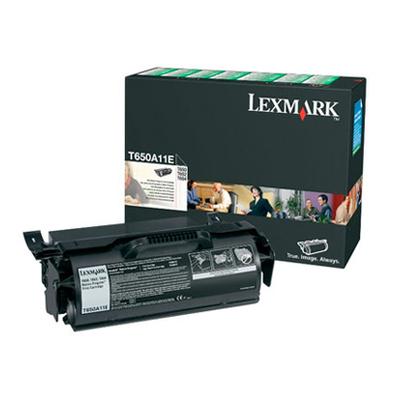 LEXMARK T650A11E NOIR