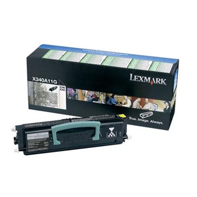 LEXMARK X340A11G NOIR