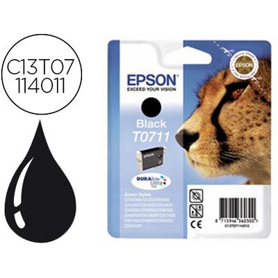 EPSON GUÉPARD T0711 NOIR