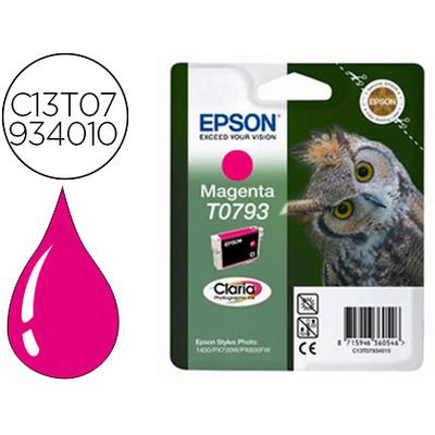 EPSON CHOUETTE T0793 MAGENTA