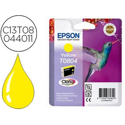 EPSON COLIBRI T0804 JAUNE