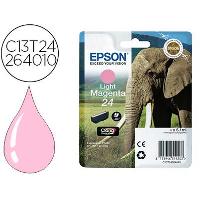 ÉLÉPHANT T2426 MAGENTA CLAIR