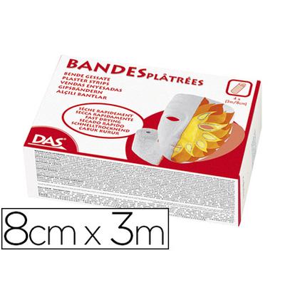 BANDE PLÂTRÉE BOITE DE 4