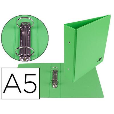 PVC A5 2 ANNEAUX 40MM VERT