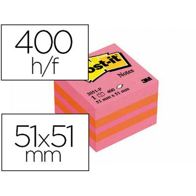 BLOC MINI PLAISIR 51x51mm