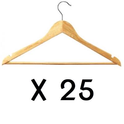 WOODY CINTRES BOIS X25