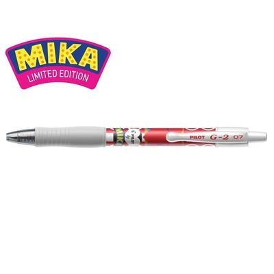 G-2 MIKA ÉDITION ROUGE