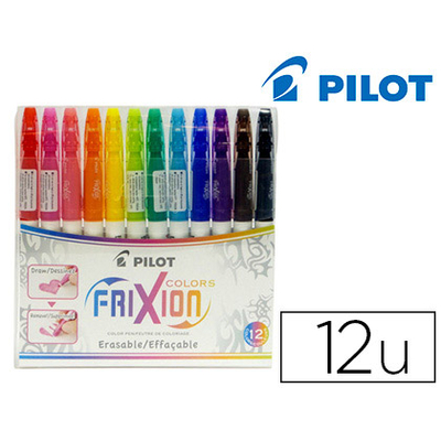 FRIXION COLOR PACK DE 12