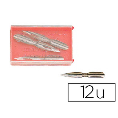 SERGENT MAJOR CROQUIS PACK DE 12 PLUMES