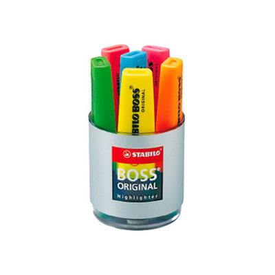 BOSS ORIGINAL POT DE 6