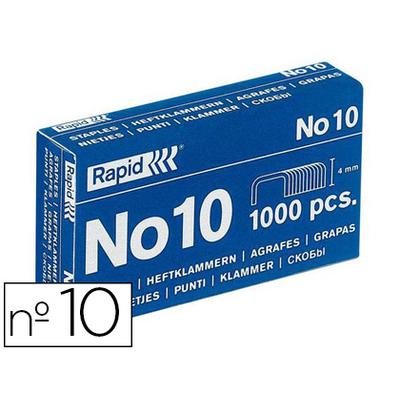AGRAFES 10 BOITE DE 1000
