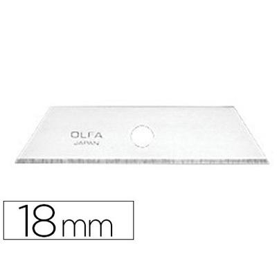 LAMES 18MM POUR CUTTER OLFA SK-4