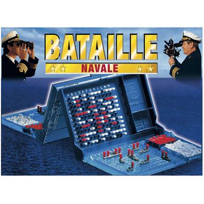 JEU DE SOCIÉTÉ BATAILLE NAVALE