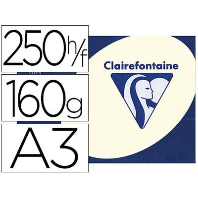 CLAIREFONTAINE TROPHÉE IVOIRE A3 160G