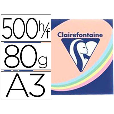 CLAIREFONTAINE TROPHÉE PANACHÉES PASTEL A3