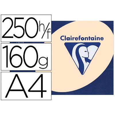 CLAIREFONTAINE TROPHÉE IVOIRE A4 160G