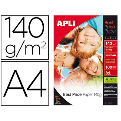 BRILLANT BEST PRICE A4 140G