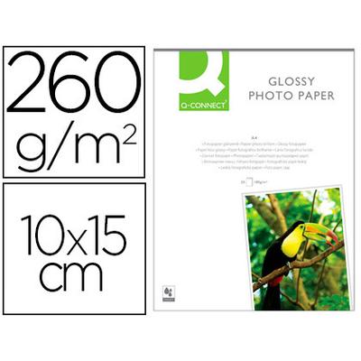 ULTRA-BRILLANT GLACÉ 10X15CM 260G