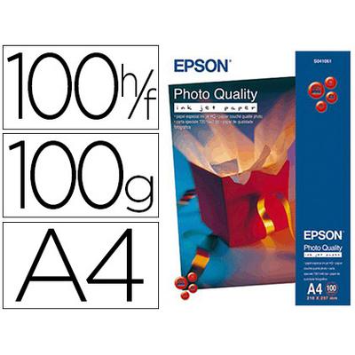 MAT PHOTO QUALITY PAPER-MAT A4 100G