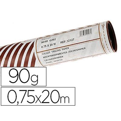 CANSON CALQUE SATIN ROULEAU 0.75X20M
