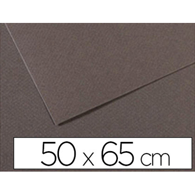 MI-TEINTES 50X65CM 160G GRIS ARDOISE N°345