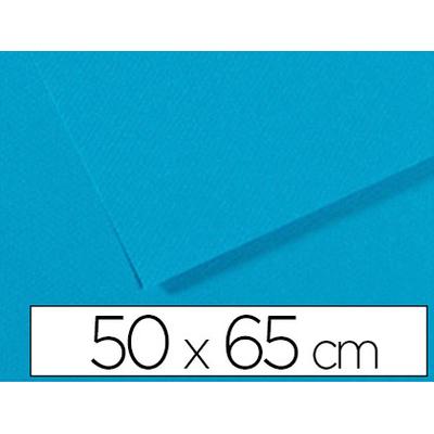 MI-TEINTES 50X65CM 160G BLEU TURQUOISE N°595