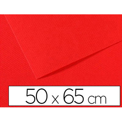 MI-TEINTES 50X65CM 160G COQUELICOT N°506