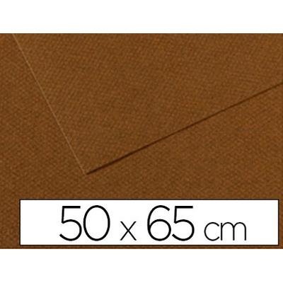 MI-TEINTES 50X65CM 160G MARRON FONCÉ N°501