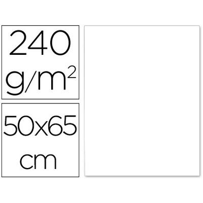 CARTONNÉ 50X65CM 240G