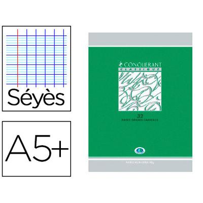 CAHIER DE DEVOIRS 17X22CM SÉYÈS 32 PAGES