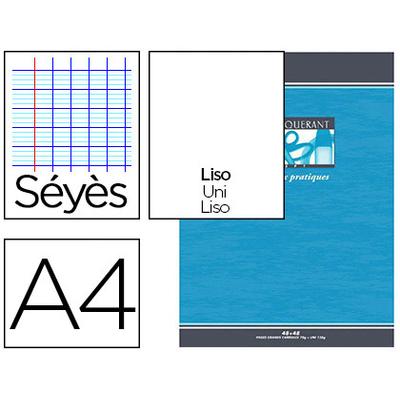 PIQUÉ 21X29.7CM 48 PAGES SÉYÈS + 48 UNIES