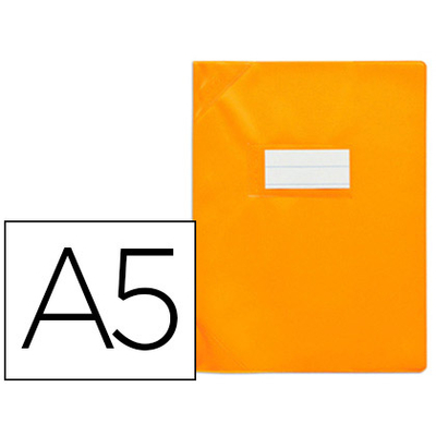 STRONG LINE PVC 17x22CM ORANGE OPAQUE