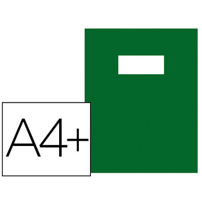 GREEN LINE PVC 24x32CM VERT FONCÉ