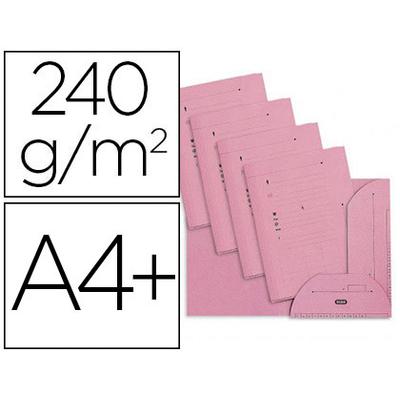 CHEMISES HV KRAFT ROSE X25