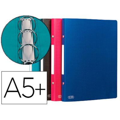 MEMPHIS A4 2 ANNEAUX 15MM ASSORTIS