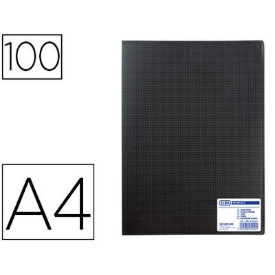 MEMPHIS A4 200 VUES NOIR