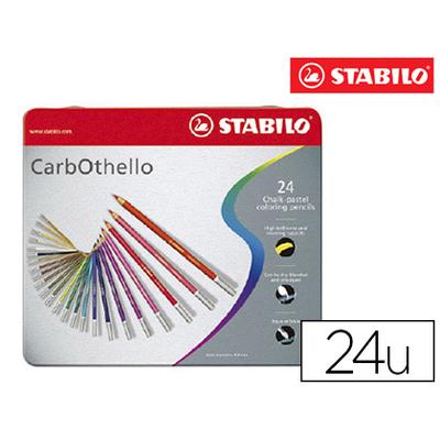 CARBOTHELLO BOITE MÉTAL DE 24