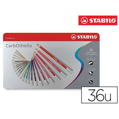 CARBOTHELLO BOITE MÉTAL DE 36