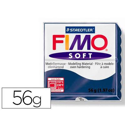 FIMO SOFT 56G BLEU FONCÉ
