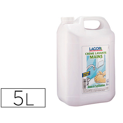 SAVON LIQUIDE MAIN 5L